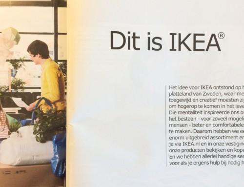 Hoe je je acties baseert op een visie: IKEA